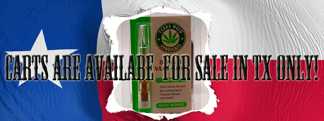 Vape Carts For Sale In TX Only