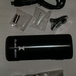 Black Widow 3 In 1 Vaporizer for Wax, Oil & Dry Herb