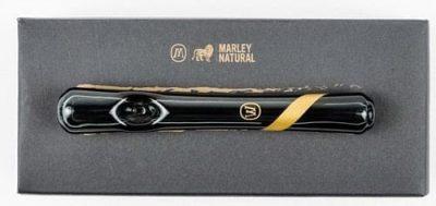 Marley Natural Smoked Glass Steamroller