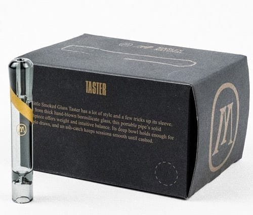 Marley Natural Smoked Glass Taster