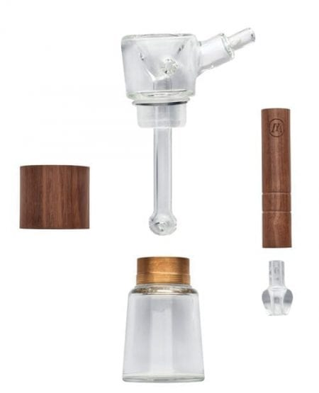 Marley Natural Glass Bubbler Exploded View