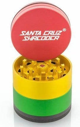 Santa Cruz 4 Piece Grinder For Sale