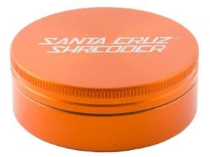 Santa Cruz Large Grinder In Orange