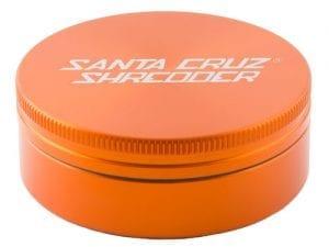 Santa Cruz Large Grinder In Orange