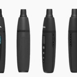 Tiva Stealth Size Temperature Control Dry Herb Vape