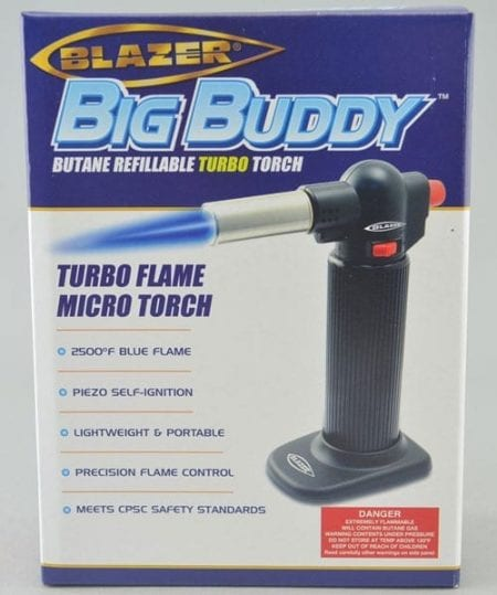 Blazer Big Buddy Cigar Torch