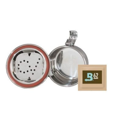 CVault Small Personal Humidified Container