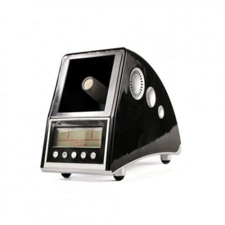 Easy Vape 5 Digital Vaporizer Black
