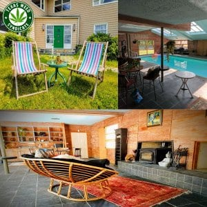 Marijuana Bed & Breakfast Maine