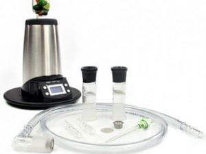 Table Top V Tower Vaporizer By Ariez