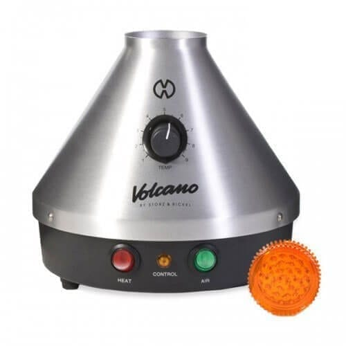 The Volcano Classic Vaporizer By Storz & Bickel