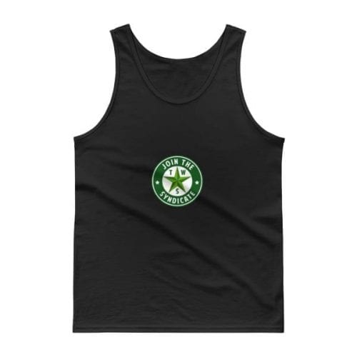 Join The Syndicate Tank Top