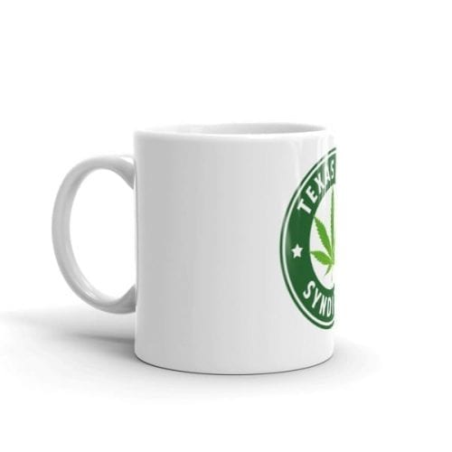 Texas Weed Syndicate Mug