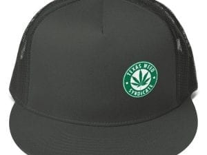 Texas Weed Syndicate Ball Cap