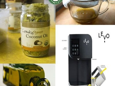 Cannabis Infused Oil Recipe