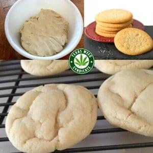 Cannabis Sugar Cookies