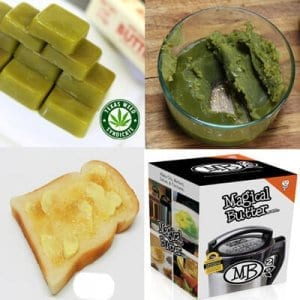 Easy To Make Cannabutter