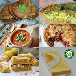Marijuana Infused Food