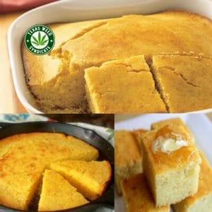 Cannabis Cornbread Recipe