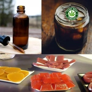 Weed Tincture For Making Candy