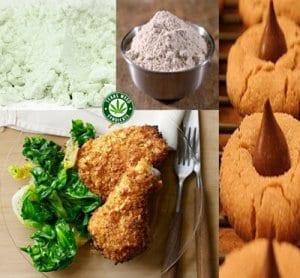 Canna Flour