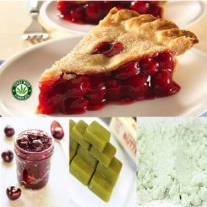 Cannabis Cherry Pie