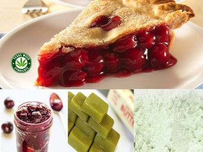 Cannabis Cherry Pie Recipe
