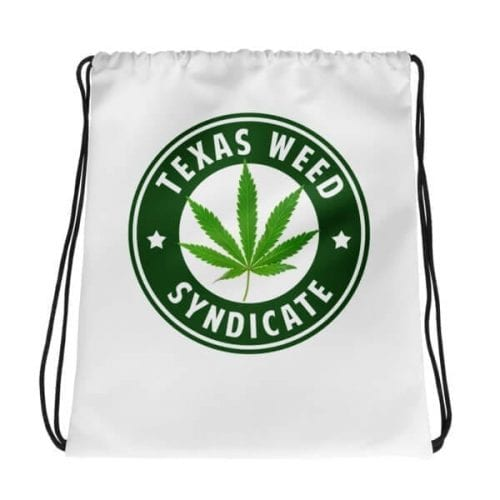 Texas Weed Syndicate Tote Bag