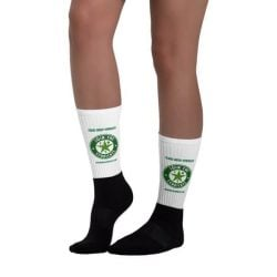 Join the Syndicate Weed Socks