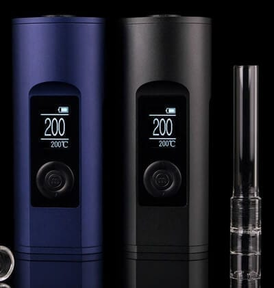 On The Go Vaporizer Solo II By Arizer