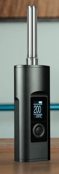 Arizer Solo II Dry Herb Vaporizer