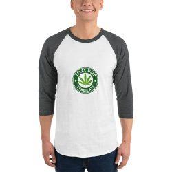TWS 3/4 sleeve raglan shirt