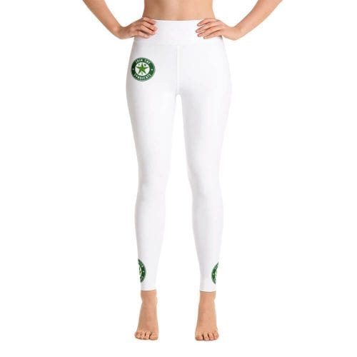 Texas Weed Syndicate Yoga Leggings