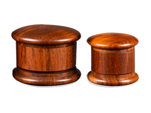 3.0 (75mm) 3 Piece Wooden Grinder