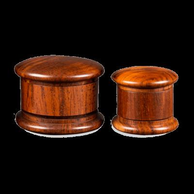 3.0 (75mm) 3 Piece Wooden Grinder