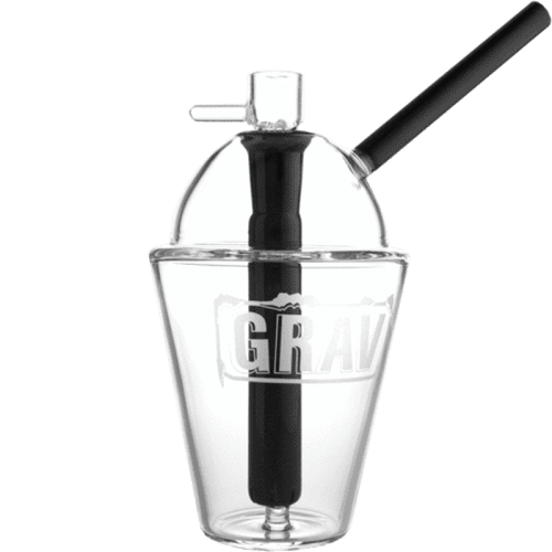 8″ Grav Labs Cup Bubbler