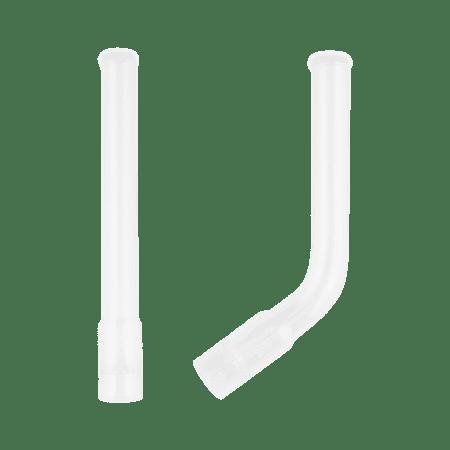 Arizer Solo Glass Mouthpiece - Bent