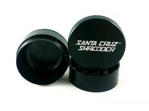 Santa Cruz Shredder 3 Piece Grinders Sifters