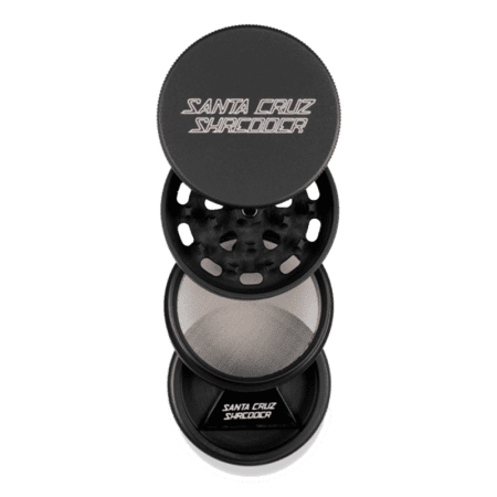 Santa Cruz Shredder 4 Piece Grinders Sifters