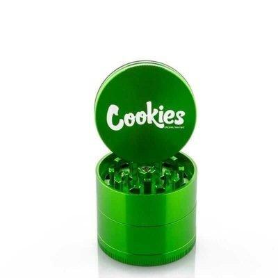 Santa Cruz Shredder Cookies 4 Piece Grinder (1)
