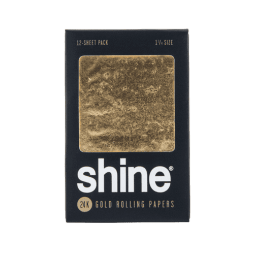 Shine 24k Gold Papers – 2 Sheet – Gold 1.25