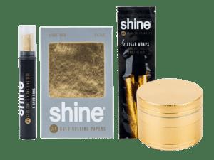 Shine Bundle + Free Grinder