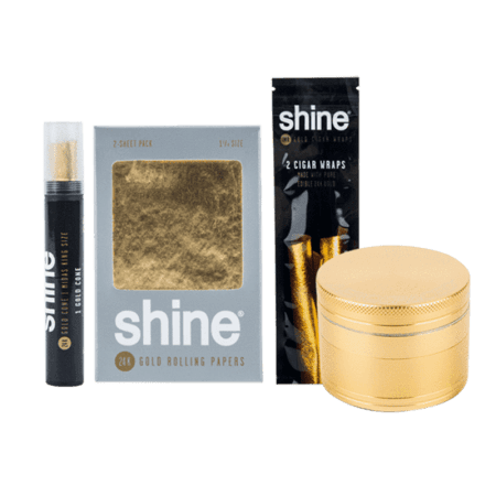 Shine Bundle + Free Grinder