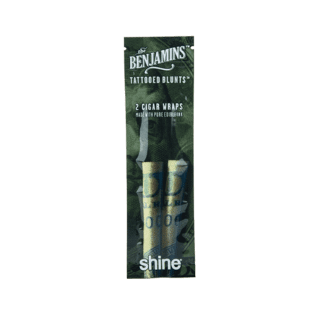 Shine Tattooed Blunts - The Benjamins