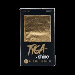Tyga X Shine® King Size 6-Sheet Pack