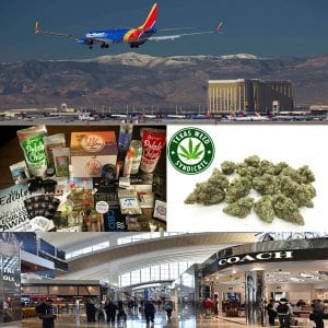 Flying The Friendly Skies With Cannabis!