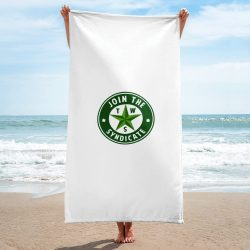 Join The SyndicateTowel