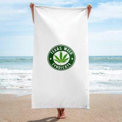 Weed Syndicate Towel