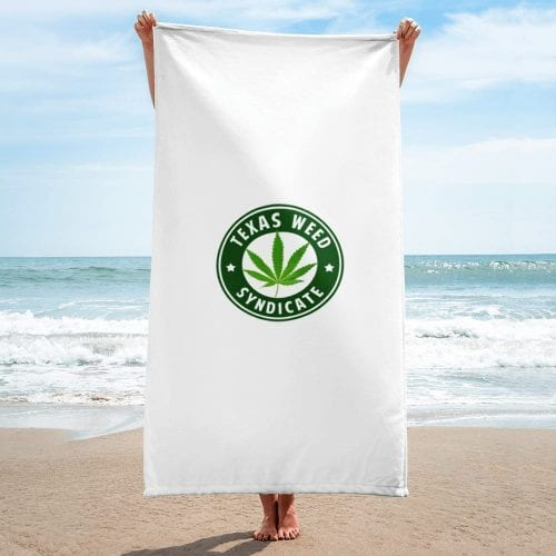 Weed Syndicate Towel