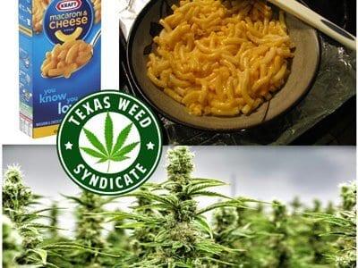 Marijuana Mac & Cheese The Easy Way!